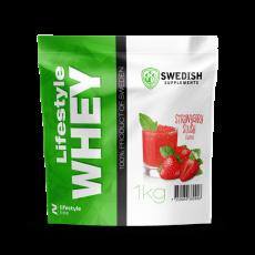 LIFESTYLE WHEY   Strawberry Slush