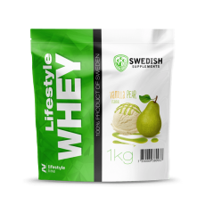LIFESTYLE WHEY  Vanilla Pear