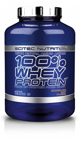 100% Whey Protein  Jordgubb    2350g