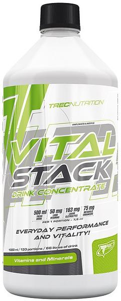 VITAL STACK 500ML  Raspberry