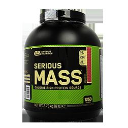 Serious Mass 6lbs/2,3kg Jordgubb