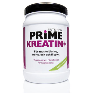 PRIME KREATIN PLUS Lemon