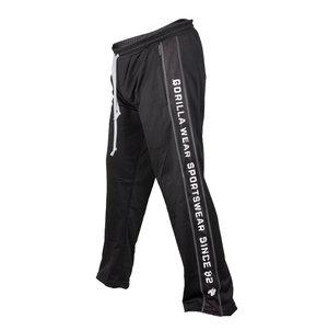 Functional Mesh Pants  Svart/vit
