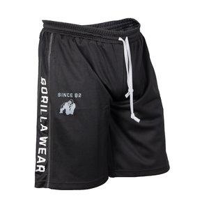 Functional Mesh Shorts  Svart/Vit