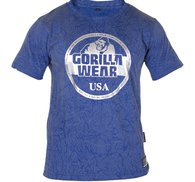Rocklin T-Shirt, blue
