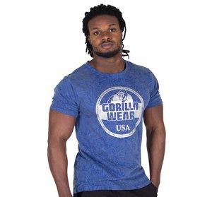 Rocklin T-Shirt, blue