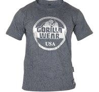 Rocklin T-Shirt, grey
