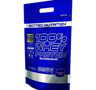 100% Whey Protein 1,8 kg    Mjölkchoklad