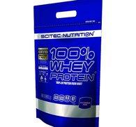 100% Whey Protein 1,8 kg   Jordgubb
