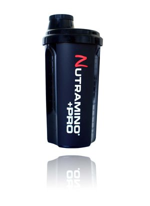 Nutramino +Pro shaker black 700ml
