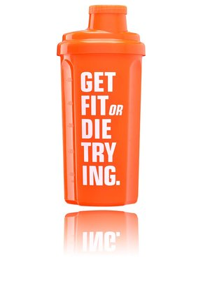 Nutramino Shaker Crazy Orange 500ml