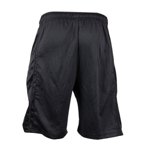 GW Oversized Athlete Shorts, black