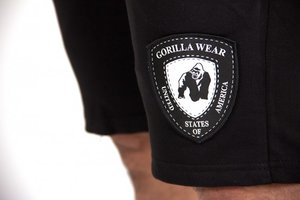 Los Angeles Sweat Shorts, black