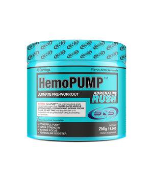 HemoPump Adrenaline Rush 250g Arctic Lemonade
