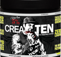 5% CREA-TEN  Lemon Lime