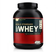 100% Whey Gold Standard 2,27kg   Vanilla ICE CREAM