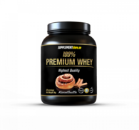 100% Premium Whey 1 Kg Kanelbulle