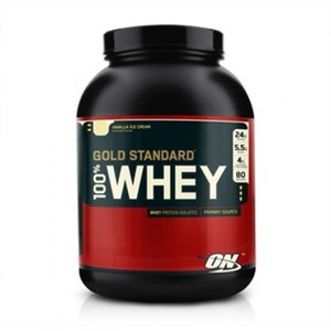 100% Whey Gold Standard 2,27kg     French Vanilla
