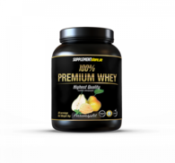 100% Premium Whey 1 Kg  Päron/Vanilj