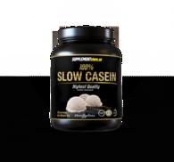 100% SLOW CASEIN 1 Kg, Vaniljglass
