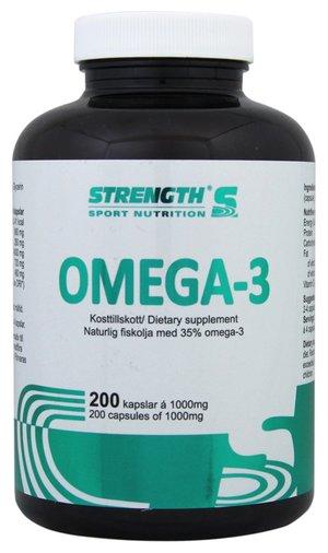 Omega-3 200kaps á 1000mg