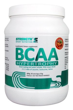 BCAA Hypertrophy   Ice Tea