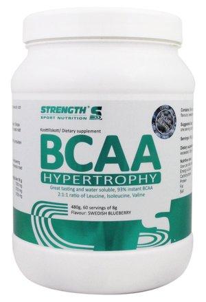 BCAA Hypertrophy  Blueberry