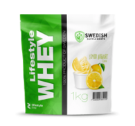 LIFESTYLE WHEY   Lemon Yoghurt
