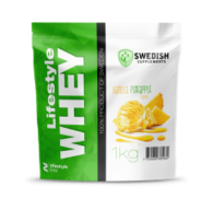 LIFESTYLE WHEY  Vanilla Pineapple