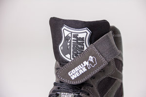 Chicago High Tops, grey/black