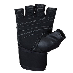 Hardcore Wrist Wrap Gloves