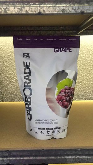 FA - Carborade  Grape