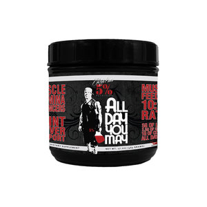 5% Nutrition All Day You May   Fruit Punch