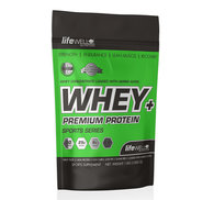 LifeWell Nutrition Whey+ 1000g Salted Caramel