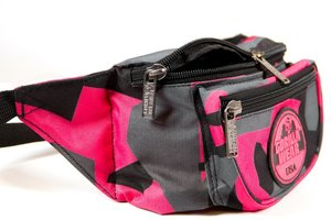 Stanley Fanny Pack, pink camo