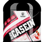 SLOW CASEIN WILD STRAWBERRY CREAM