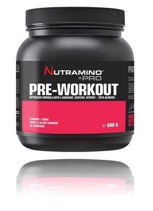 +Pro Pre-Workout Power