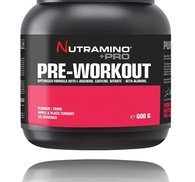 +Pro Pre-Workout Power