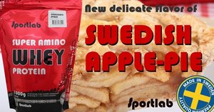 Super Amino Whey     Apple-pie
