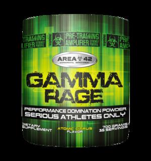 Gamma Rage Atomic Citrus