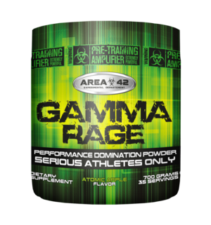 Gamma Rage Atomic Apple