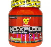 N.O-XPLODE 3.0      Fruit Punch