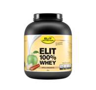 ELIT 100% WHEY ISOLATE, APPLE CINNAMON