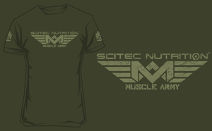 Muscle Army Woodland