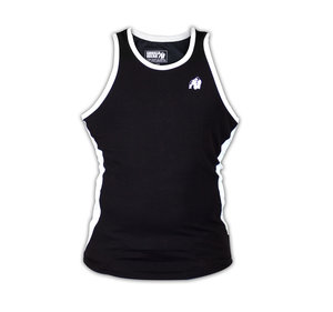 Stretch Tank Top, svart