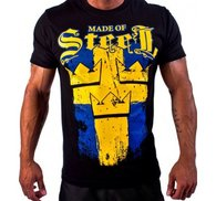 "SWEDISH STEEL "" MADE OF STEEL"" T-SHIRT"