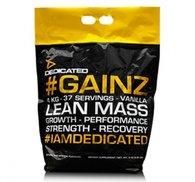 Dedicated #Gainz™ 4 kg   Vanilj