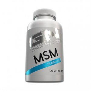 MSM 120 Tabletter, Genetic Nutrition