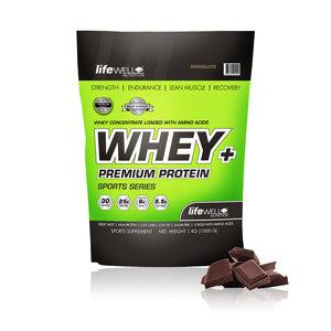 LifeWell Nutrition Whey+ Choklad