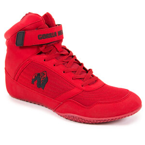 GW High Tops, red